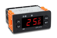 Digitalni termostati